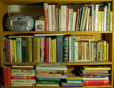 Books to show Bonnie