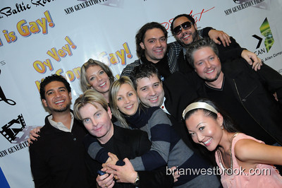 Oy Vey My Son is Gay -- Seattle Premiere / Approve 71 Fundraiser (26 Oct 2009)