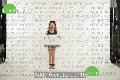 Addy Ricketts