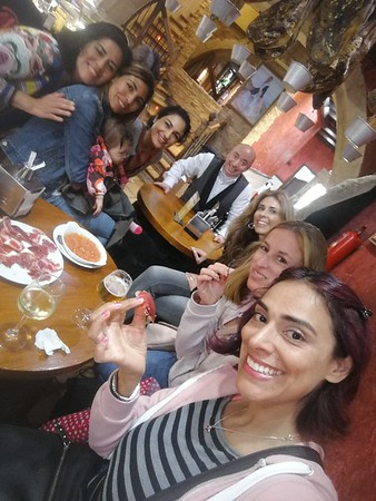 GIRLS VACATION @ ALICANTE April  2018