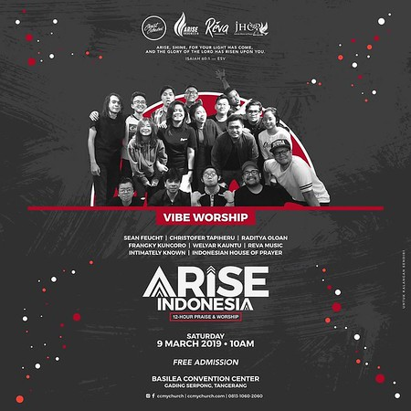 Arise Indonesia 2019