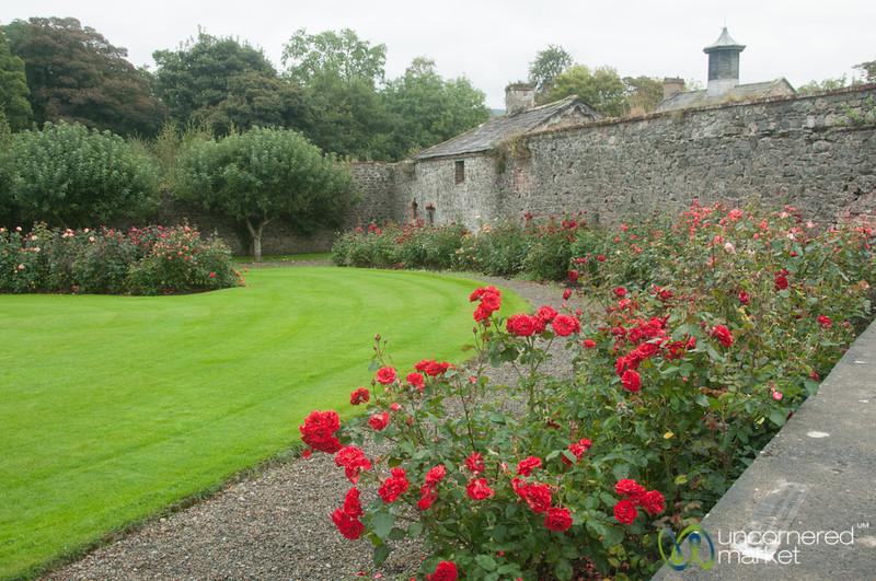 Ballymascanlon House Hotel Gardens - Dundalk, Ireland