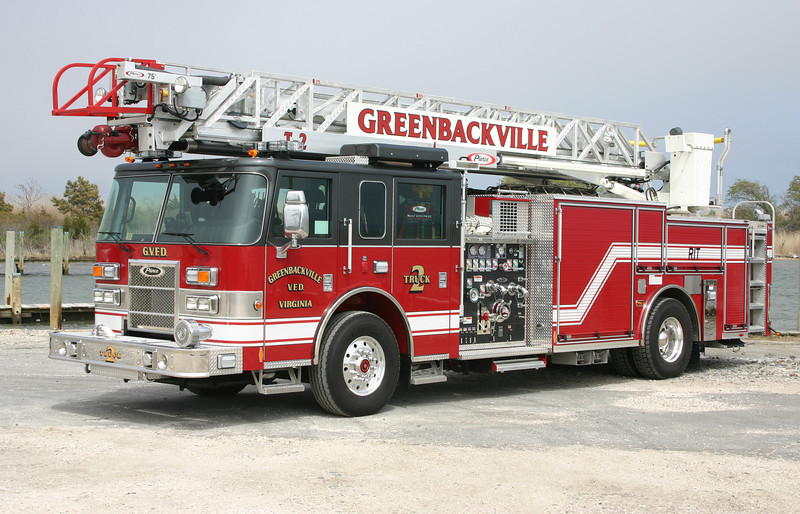 Company 2 - Greenbackville Fire Department