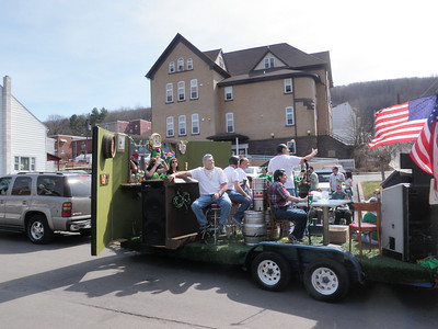 ST PATTY'S DAY PARADE GIRARDVILLE 3-20-2010
