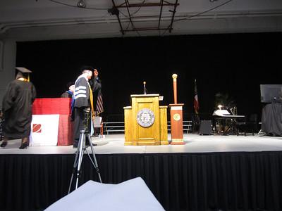 Ashley's Graduation! Avengers!