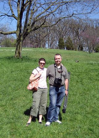 Morton Arboretum 2007-04-29