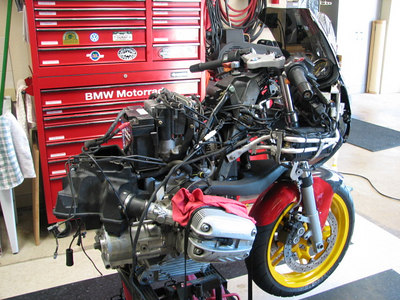 R1100S Restoration