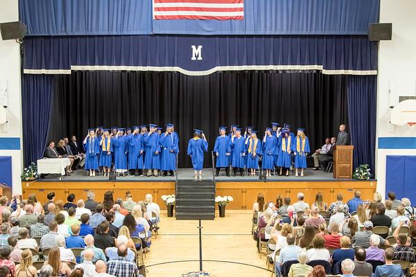 2017 Monticello Graduation