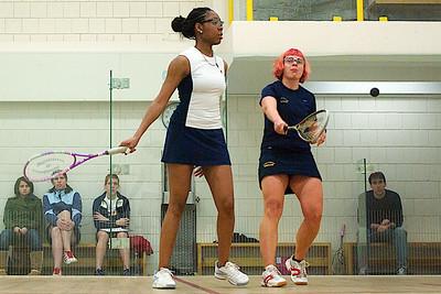 2009-01-25 Gabby Robinson (F&M) vs. Alice Reznickova (Smith)