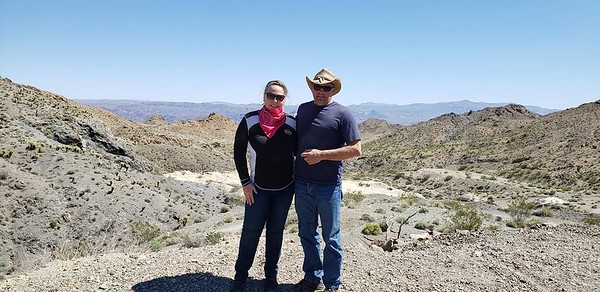 3/31/19 Eldorado Canyon ATV Tour
