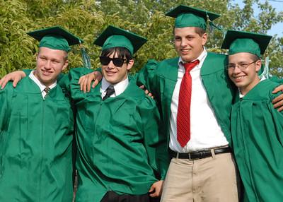 Pennridge graduation