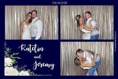 Katelin & Jeremy's Wedding 9/9/18