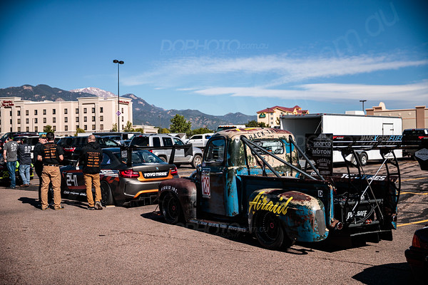 Pikes Peak International Hill Climb 2019