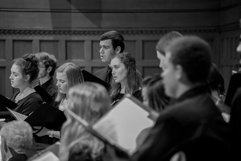 Walnut Hills Chamber Choir 2014