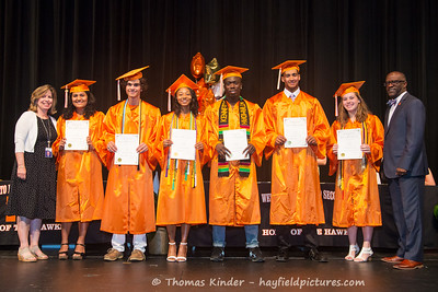 Senior Awards Convocation 5/6/18