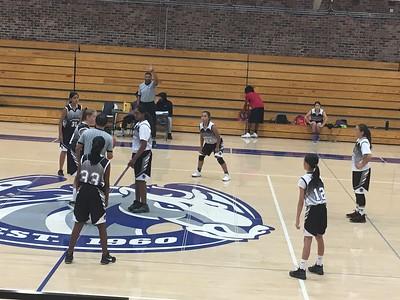 NJB Basketball vs Bear Squad 2018