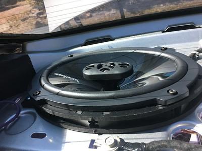 2011 Chevy Camaro Rear Deck Speaker Installation - USA