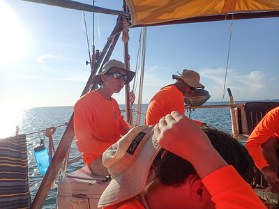 Troop 365 Sailing in the Keys