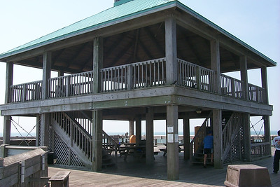 Boardwalk, Dolphin Watch, and Diamond Shelters