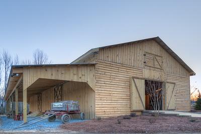 The Cotton Gin Barn