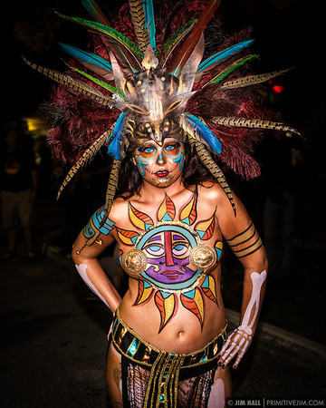 South Florida Day of the Dead Celebration 2013