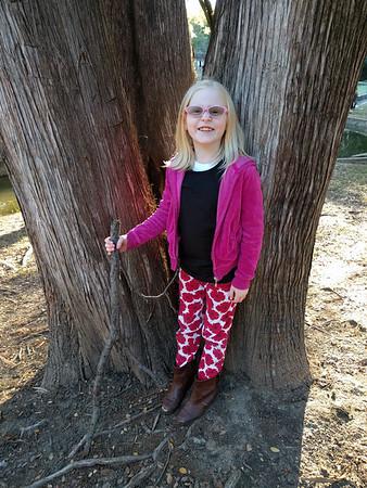 Kaetlyn - 8 years old