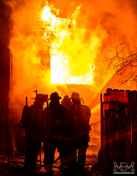 Detroit MI, House Fire 3-2-2020 #2
