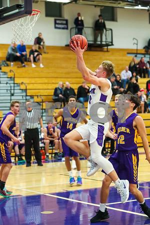 Awest Boys Basketball Varsity 2018-19