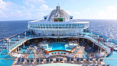 Emerald Princess Cruise 2014