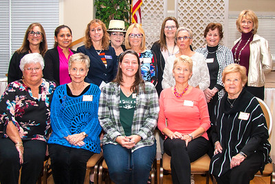 Timber Greens Women's Club-Jan 2018