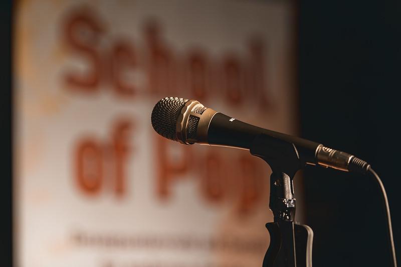 School of Pop - Semester Closing Event