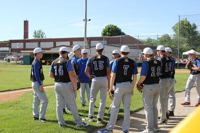 Baseball Sectionals at Shawe Memorial 2018