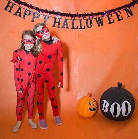 Lower School Halloween Photobooth
