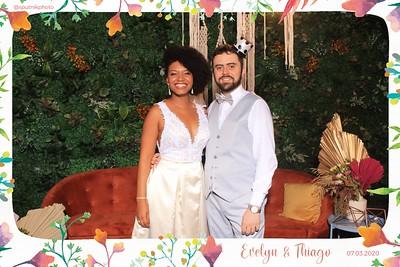 Evelyn e Thiago