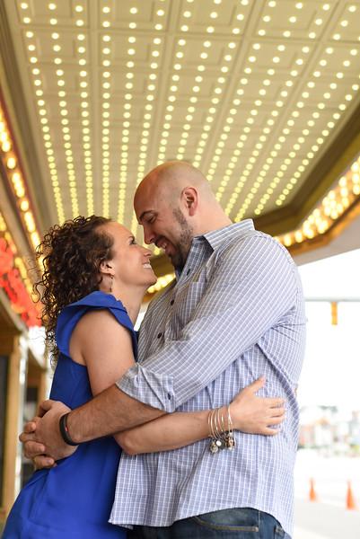 Leslie & Derek Engagement