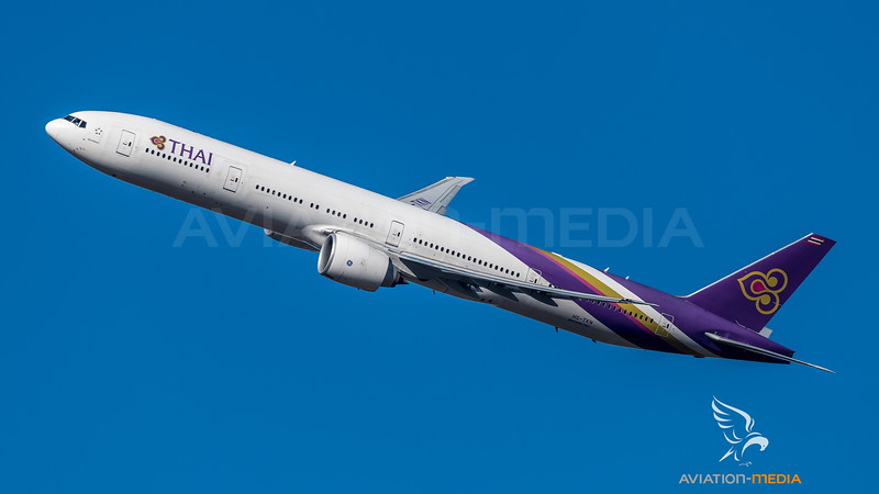 Thai / Boeing B777-3AL(ER) / HS-TKN