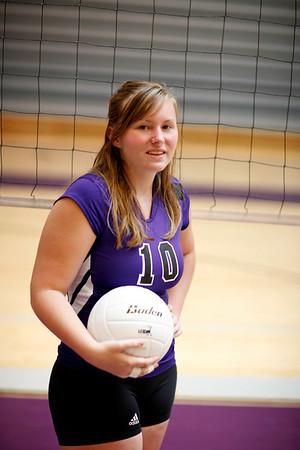 Darlington Varsity Volleyball 2006