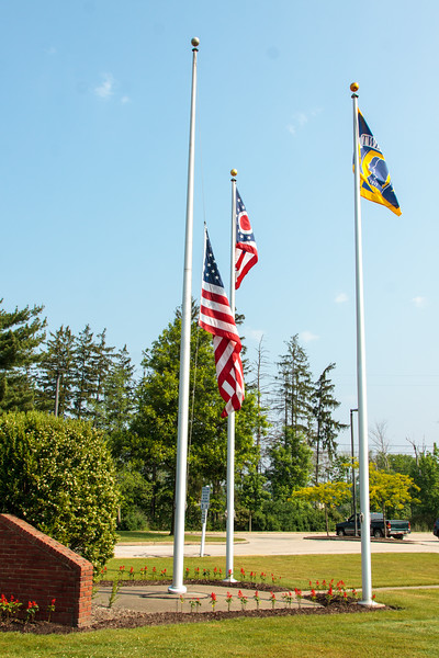 Twinsburg Memorial Day Parade & Ceremony (2012)