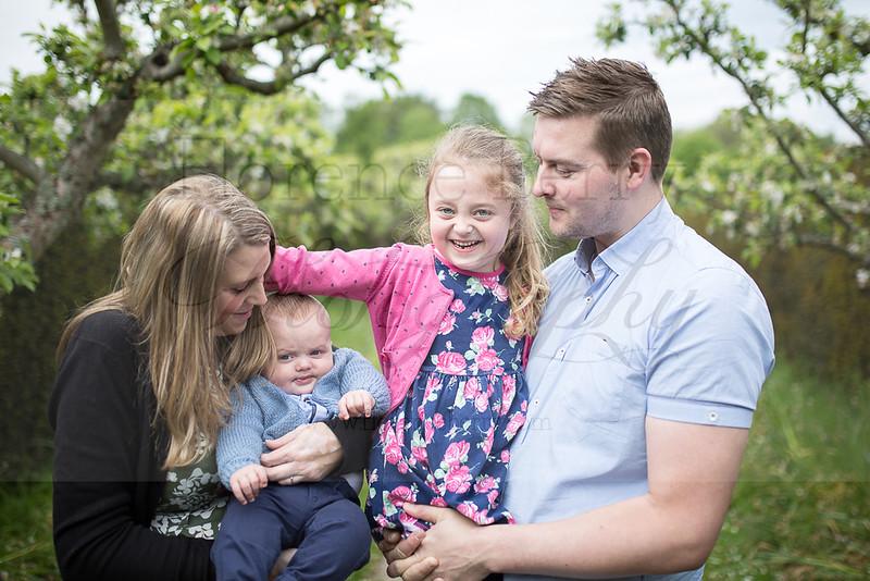 The Hewlett Family