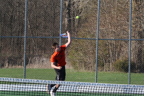 April 8, 2019 - Hillsboro Boys Tennis