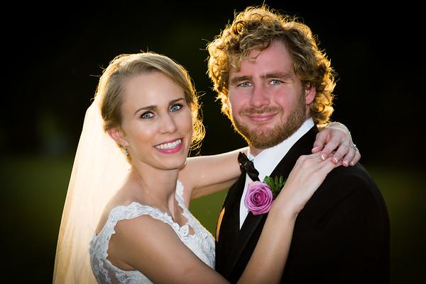 Sarah and Brian Wedding Photos