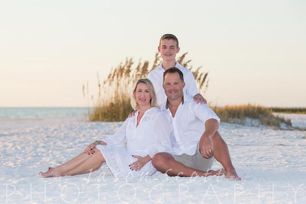 Sjostrom Family