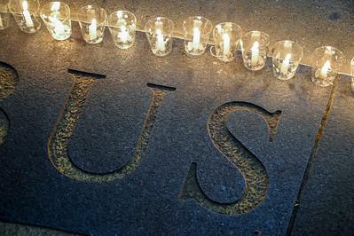 Candlelight Vigil New Zealand Muslims