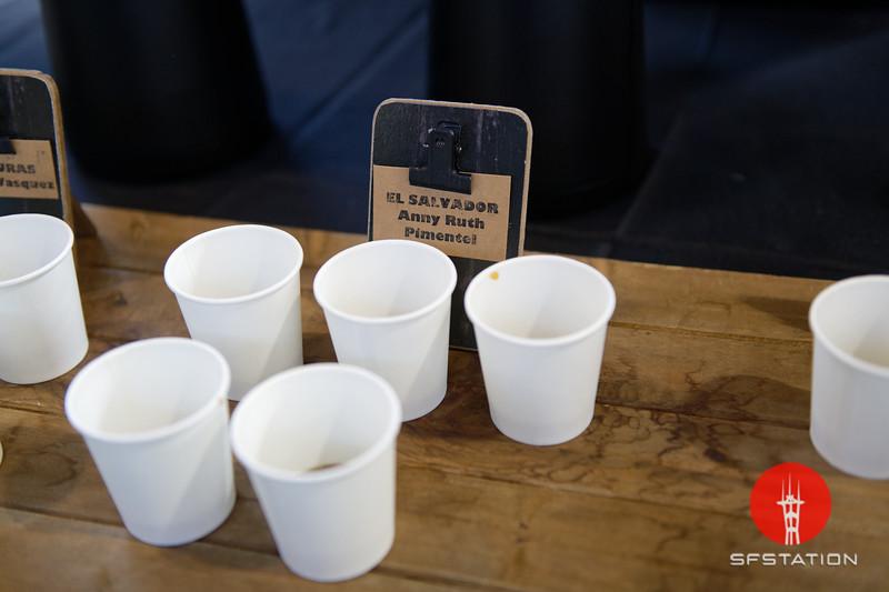 SF Coffee Festival, 2019