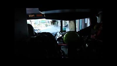 """Boston En Route. Cue the """"Q"""" Ride along Video"""