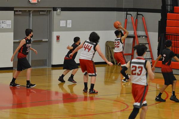 8A Basketball Vs Vernon