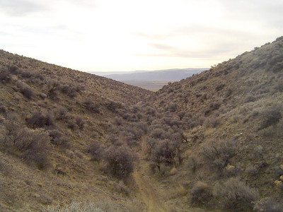 Nov 22, 2008 - Saddle Mountain BLM Area