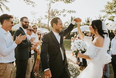 Wedding of James&Olivia