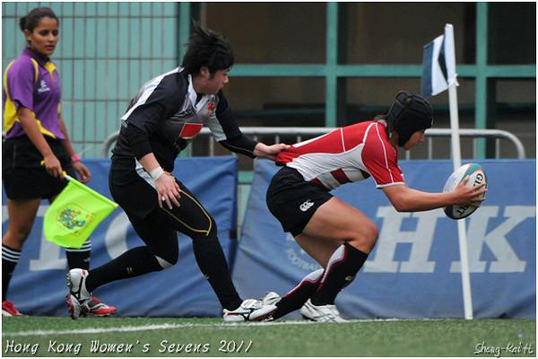 香港女子七人制-決賽(HKWR7s-Finals)