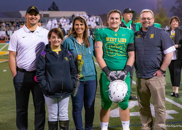 2018 West Linn Seniors